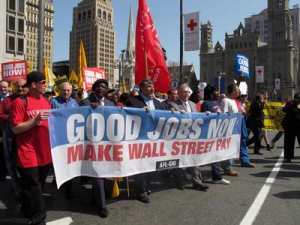 Good Jobs Now, Make Wall Street Pay © AFL-CIO. All rights reserved.